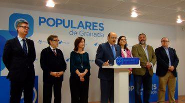 """""""Granada está infinitamente mejor que hace cuatro años"""""""