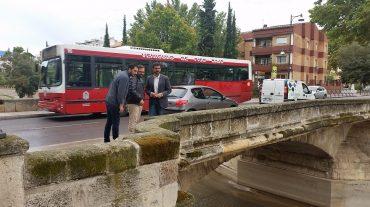 Piden al Ayuntamiento las medidas de seguridad previstas en Puente Verde
