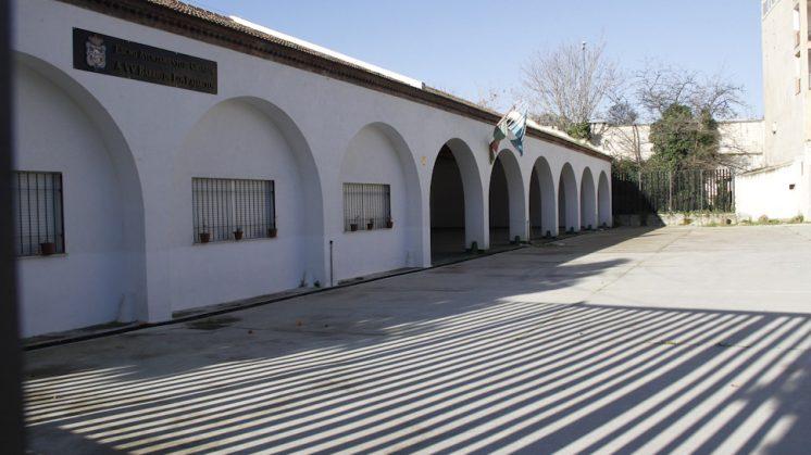 Sede de la Asociación de Vecinos de Los Pajaritos. Foto: Álex Cámara