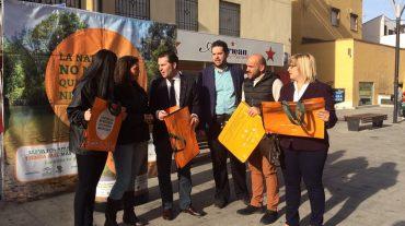 Maracena acoge una campaña de reciclaje de electrodomésticos