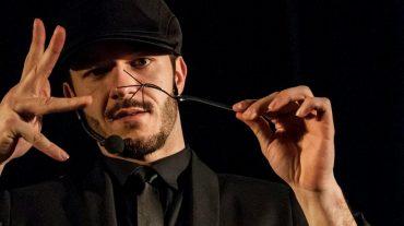 'Magia en los monumentos' continúa con el mago Daniel Collado