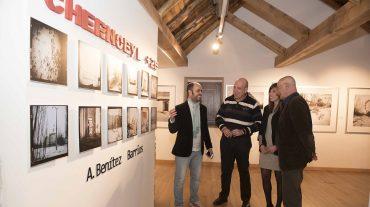 La Casa García de Viedma acoge la exposición delfotoreportero Antonio Benítez Barrios sobre Chernóbyl