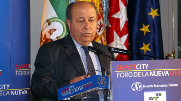 El alcalde ha participado en Madrid en el Foto de la Nueva Ciudad. Foto: Organización