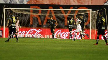 El Granada CF más goleado desde el regreso a Primera