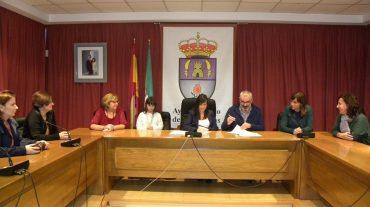 Jóvenes con síndrome de down harán prácticas en el IES Montevives de Las Gabias