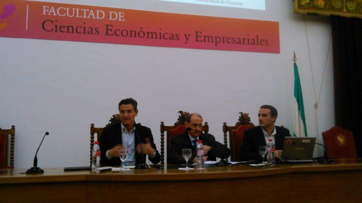 Luis Salvador Facultad de Empresariales