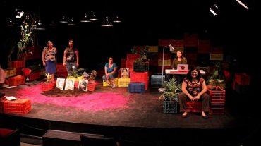'Las Poderosas', teatro contra la desigualdad y la injusticia en Alfacar