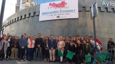Maracena, sede de intercambio juvenil europeo