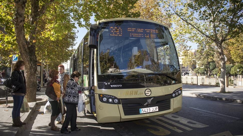 El Consorcio de Transportes Metropolitano incorpora dos nuevos autobuses