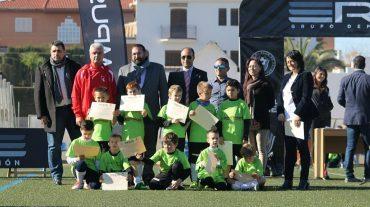 Éxito de participación en el Campus de Tecnificación de Fútbol R1 celebrado en Otura