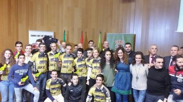 Clausurado y entregados los premios del Circuito Provincial de BTT Diputación 2015