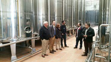 La Junta inyecta 1,5 millones a la modernización de la producción de aceite de oliva en la comarca del Poniente