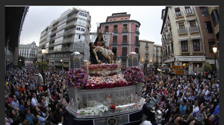 Foto Anuario Marzo Semana Santa