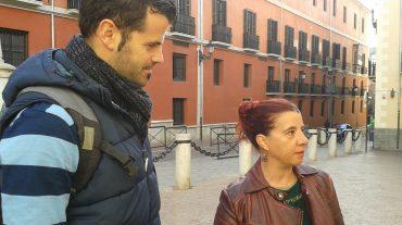 """Maite Molina asegura que no se puede """"defender la paz haciendo la guerra"""""""