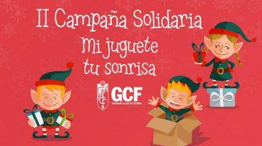 El Granada CF promueve la II campaña solidaria 'Mi juguete, tu sonrisa'