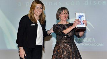 El proyecto de investigación 'ViVable' recibe el Premio Andaluz a las Buenas Prácticas en la Atención a la Discapacidad