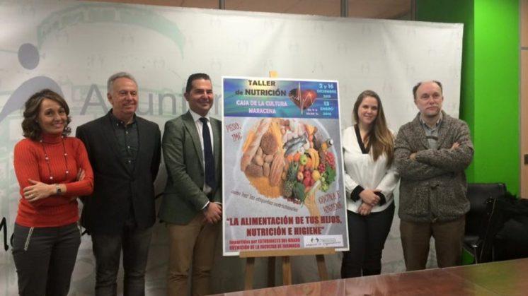 Expertos de la UGR coordinan talleres nutricionales en Maracena