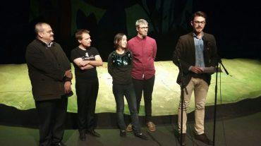 El Teatro Alhambra centra la programación navideña en 'El pájaro prodigioso' de La Maquiné