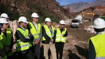 La recuperación del incendio de la Sierra de Lújar se centra en la corrección hidrológica y la restauración forestal