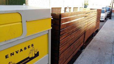 Las Gabias intensificará la vigilancia de los contenedores de basura para mejorar el servicio
