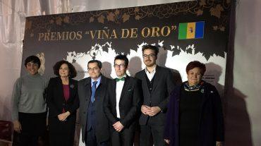 La UGR, Pablo Heras-Casado o Adalberto Peñaranda, entre los galardonados en los premios 'Viña de Oro' de Torvizcón