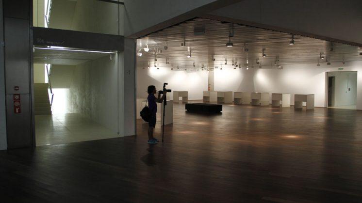 El Centro Lorca sigue aguardando la llegada de los fondos del poeta. Foto: Álex Cámara