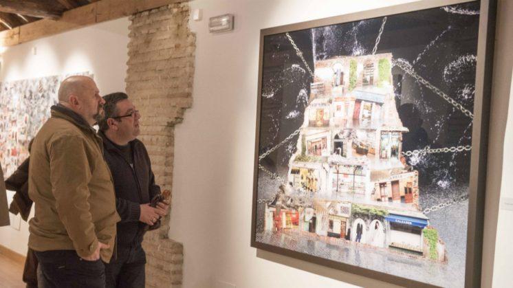 La exposición recoge piezas. Foto: aG