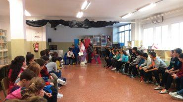 Las Gabias organiza el taller de igualdad 'Príncipes, princesas y viceversa' por San Valentín