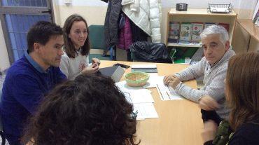 Ciudadanos se reúne con la FAMPA para conocer sus demandas para mejorarlos comedores en centros escolares