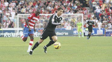 Cristiano Ronaldo llegará a Los Cármenes negado ante el gol a domicilio