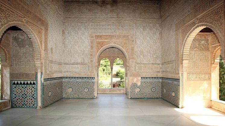 La Torre de la Cautiva podrá visualizarse de forma excepcional. Foto: Patronato Alhambra / aG
