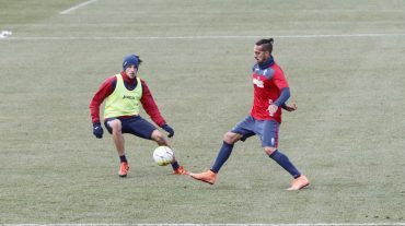 Miguel Lopes, seria duda para el partido contra el Athletic