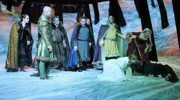 'Hamlet', de la compañía de Teatro Clásico de Sevilla, llega al Teatro Alhambra