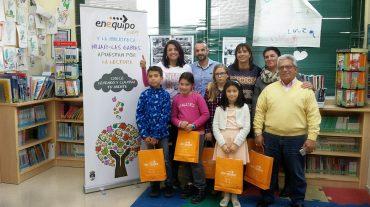 La biblioteca municipal de Híjar premia a sus mejores lectores