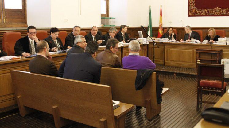 El juicio quedó suspendido el pasado 25 de enero en las cuestiones previas. Foto: Álex Cámara