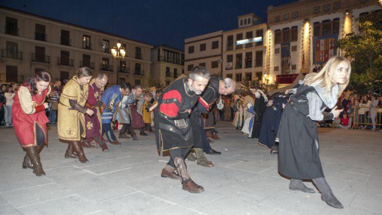 Santa Fe se convierte hasta el domingo en la capital cultural de la Vega de Granada. Foto: aG