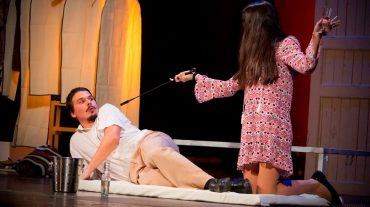 Animahist pone en escena 'Yo me bajo en la próxima, ¿y usted?' en el Centro Cultural Medina Elvira