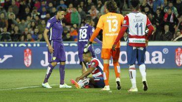 Delantera mermada para la visita al Calderón
