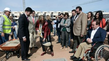 Comienzan las obras del nuevo colegio público de Churriana de la Vega