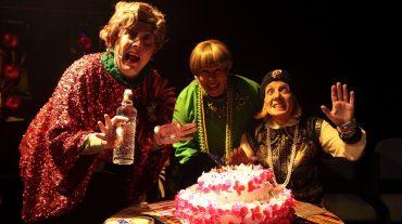 Lavi e Bel estrena su nuevo espectáculo 'Frágil', en el Teatro Alhambra