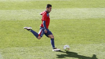 """Miguel Lopes cree que cada partido """"es una final"""""""
