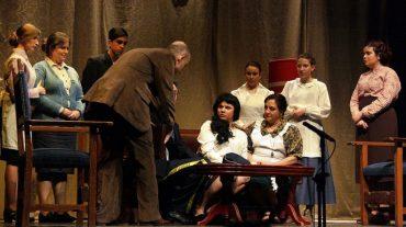 La vida hacia delante y hacia atrás en el Teatro del Zaidín