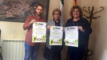 Masterclass de zumba a favor de la delegación de la Asociación del Cáncer de Alfacar