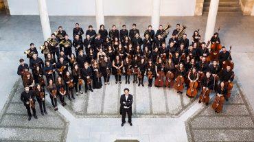Concierto de la Orquesta de la Universidad de Granada y la Joven Orquesta Sinfónica en la inauguración del Paraninfo del PTS
