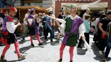 El siglo XV vuelve a conquistar las calles de Santa Fe