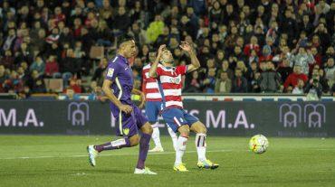 Barral, sin cuajar en el Granada CF