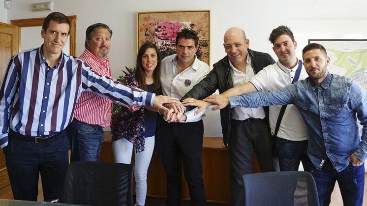Este nuevo proyecto  será dirigido por  Fermín Criado Fernández, una  persona  comprometida con el deporte y el fútbol del municipio. Foto: aG