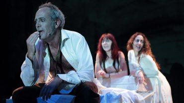 El Teatro Alhambra estrena 'My uncle Faust', la versión libre del Fausto de Goethe
