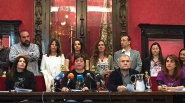 Todos los partidos del Ayuntamiento de Granada apoyan el proyecto educativo de las escuelas infantiles municipales
