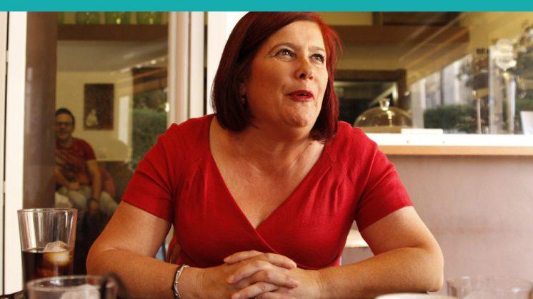 Entrevista cafe con Elvira PSOE - AlexCamara-7
